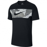 Tennis T-Shirt Nike Trainig T-Shirt  BV7957-010 schwarz
