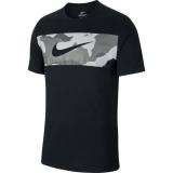 Tenisové tričko Nike Trainig T-Shirt  BV7957-010 černé