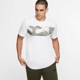 Tenisové tričko Nike Trainig T-Shirt  BV7957-100 bílé