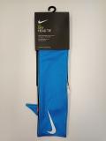 Čelenka Nike Tenis Head Tie Bandeau oboustranná modrá