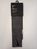 Čelenka Nike Tenis Head Tie Bandeau oboustranná šedá