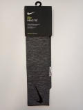 Nike Tennis Head Tie Bandeau grau