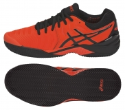 Tennisschuhe Asics Gel Resolution 7 Clay E702Y-801