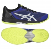 Tennisschuhe Asics Gel Court Speed E800N-410 blau allcourt