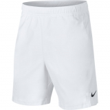 Kinder Tennis Kurzehose Nike Court DriFit Short AR2484-100 weiss