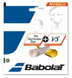 Tennissaite Babolat Pro Hurricane Tour 1,25 + VS 1,3 - Saitenset