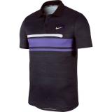 Tenisové tričko Nike COURT ADVANTAGE AT4158-045 černé