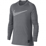Kinder T-Shirt Nike Pro Top 858230-065 grau
