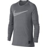 Dětské termotričko Nike Pro Top 858230-065 šedé