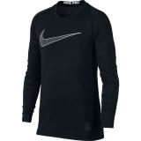 Kinder T-Shirt Nike Pro Top 858230-011 schwarz