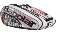 Tenisový bag Babolat Pure Strike Racket Holder X12 2020