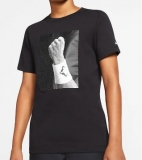 Kinder T-Shirt Nike Rafa Court T-Shirt CJ7757-010 schwarz