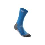 Tenisové ponožky Wilson High-End CREW Sock modré