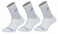 Tenisové ponožky Babolat Sport Socks 5US18371 bílo-modré