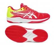 Dámská tenisová obuv Asics Solution Speed FF Clay 1042A003-702 růžová