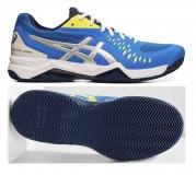 Tennisschuhe Asics Gel Challenger 12 Clay 1041A048-400 blau
