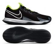 Herren Tennisschuhe Nike Air Zoom Cage 4 Clay CD0425-001 schwarz