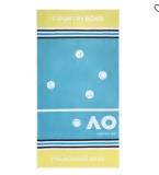 Australian Open Melbourne 2020 Handtuch gelb
