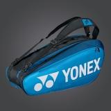 Tenisový bag Yonex Pro 6 série BA92026 modrý
