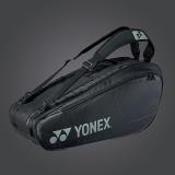 Tennistasche Yonex Pro 6 Serie BA92026 schwarz