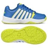 Dětská obuv K-Swiss Court Smash Omni 55629-445 modrá