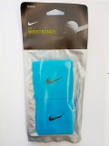 Nike Swoosh Wristbands klein blau -462