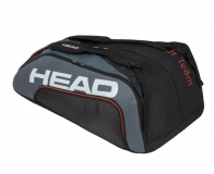 Tennistasche Head TOUR TEAM 15R Megacombi 2020 schwarz
