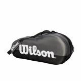 Tenisový bag Wilson Team 1 Comp 2020 šedý