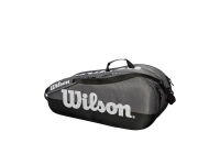 Tennistasche Wilson Team 2 Comp grau