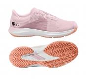 Kinder Tennisschuhe Wilson Kaos 3.0 JR WRS326470 pink