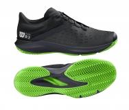 Pánská tenisová obuv Wilson Kaos 3.0 Clay WRS326540 černá
